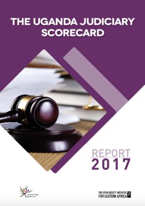 judiciary scorecard report 2017