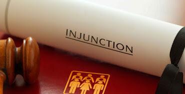 INJUNCTION BM