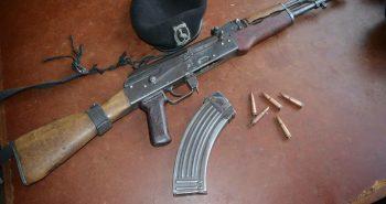 Uganda-Police-gun