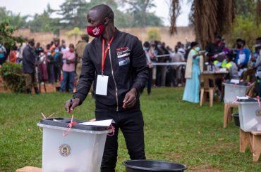 Voters Uganda